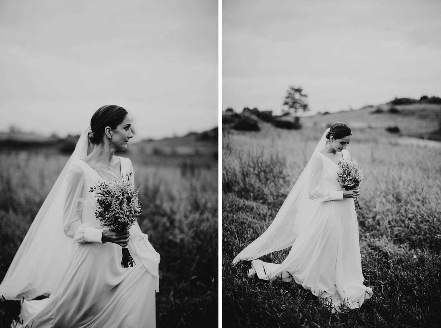 autumn wedding in lithuania m g